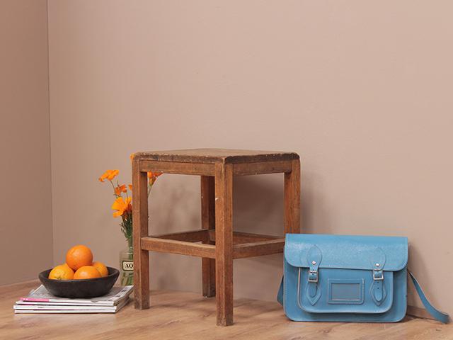 Vintage Oak Old School Lab Stool Old Chairs Stools