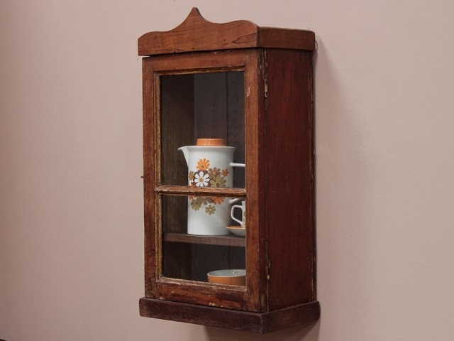 View our  Wall-Hanging Cabinet from the  Vintage Cabinets & Cupboards collection