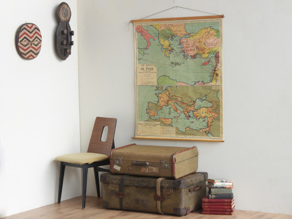 View our  Vintage Pale Green Suitcase from the   collection