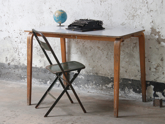 View our  Vintage School Dining Table by Esavian from the  Vintage Tables & Desks collection