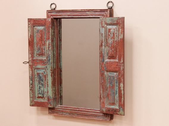 View our Women Vintage Shuttered Mirror from the Women Sold collection