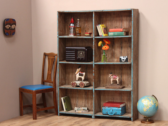 View our  Vintage Shelves from the  SALE collection
