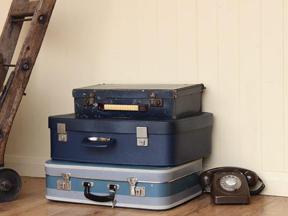 Vintage Suitcase (C)