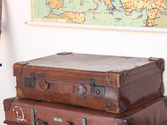 View our  Vintage Suitcase TLNM45126 from the   collection