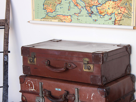 View our  Vintage Suitcase TLNM45131 from the   collection