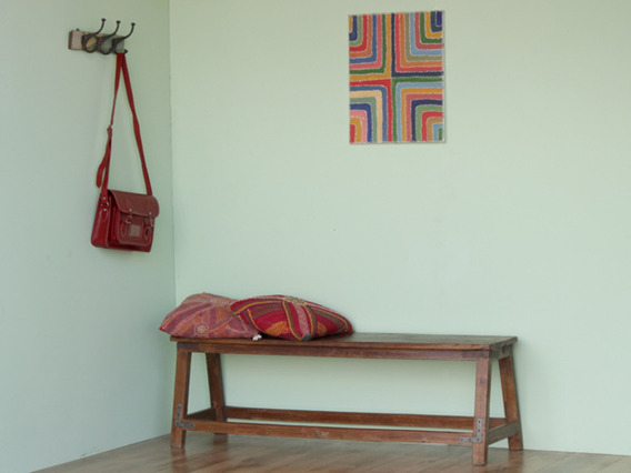 View our  Vintage Teak Bench TCBS40113 from the   collection