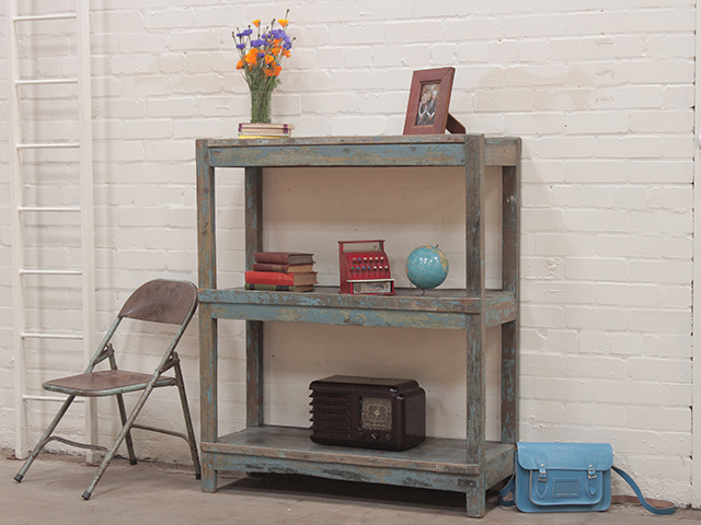 View our  Vintage Teak Shelving Rack from the   collection