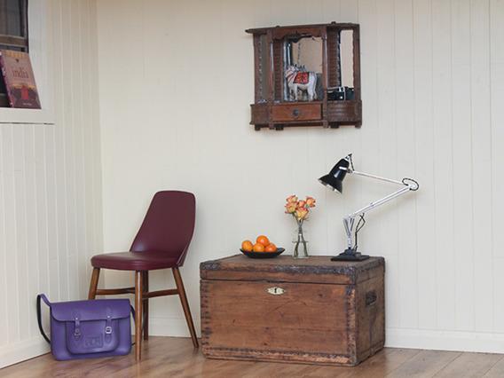 Vintage Wooden Curve Carved Cabinet CABS30418 C
