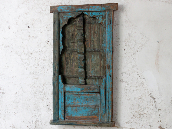 View our  Antique Window Frame With Shutters from the   collection