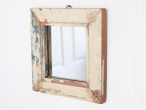 View our  White Framed Mirror from the   collection