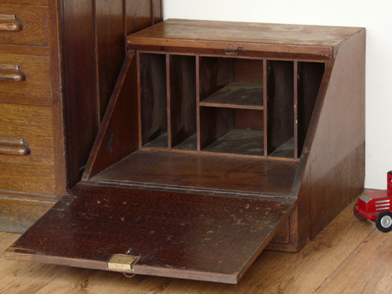View our  Wooden Merchants Organiser 3037 from the  Old Wooden Chests, Trunks & Boxes collection