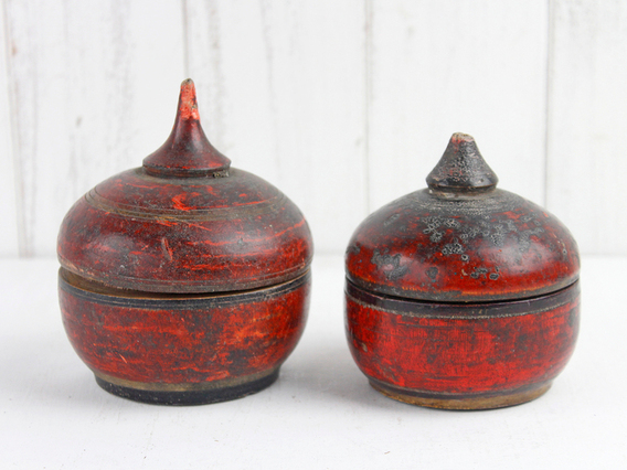 View our  Wooden Tikka Pot from the   collection