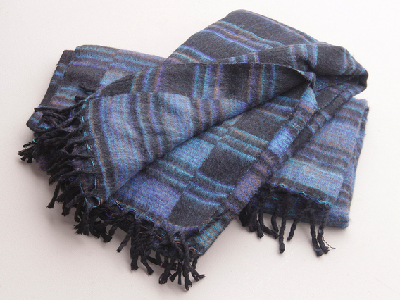 View our  Woolly Blankets Black from the  Soft Furnishings collection