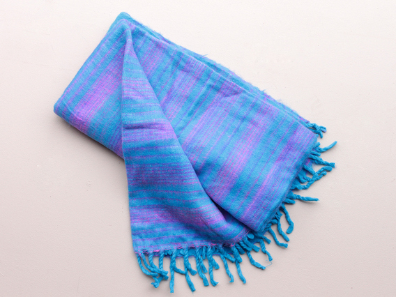 View our  Woolly Blankets Blue from the  Soft Furnishings collection