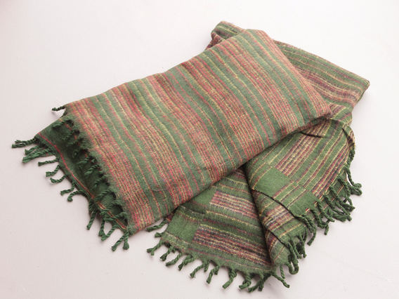 View our  Woolly Blankets Green from the  Soft Furnishings collection