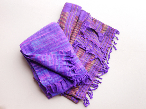 View our  Woolly Blankets Purple from the  Soft Furnishings collection