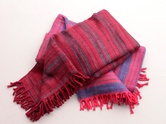 View our  Woolly Blankets Red from the  Soft Furnishings collection