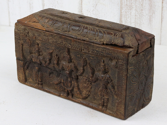View our  Antique Carved Box from the   collection