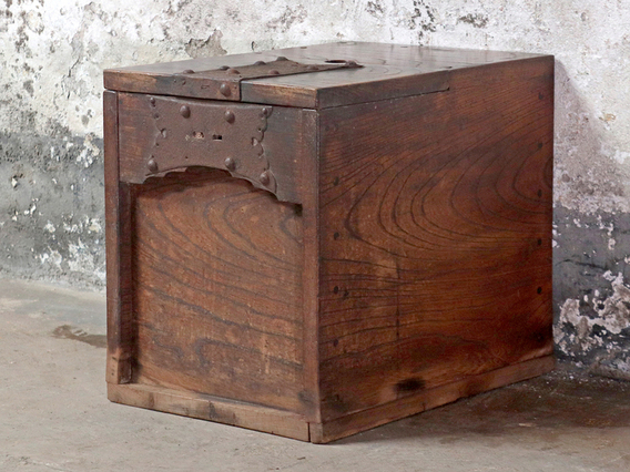 View our  Antique Japanese Tansu Chest from the  Furniture and Interiors collection