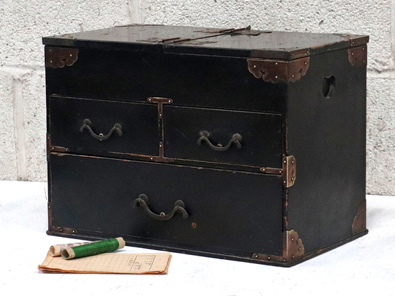 View our  Antique Japanese Box from the  Sold collection