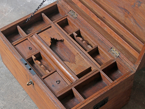 View our  Memory Box from the  Old Wooden Chests, Trunks & Boxes collection