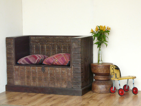 View our  Wooden Bench 6 from the   collection