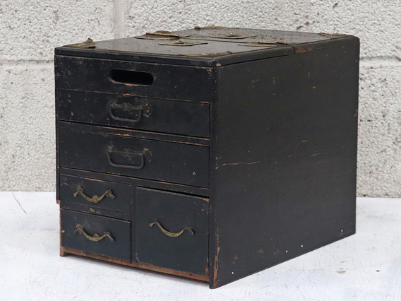 View our  Japanese Storage Box from the  Sold collection