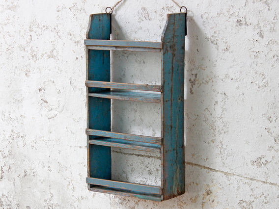 View our  Vintage Wall Shelving Rack from the   collection