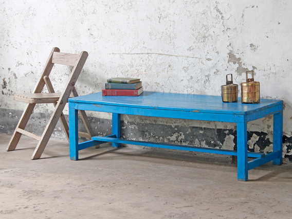 View our  Shabby Chic Coffee Table from the   collection