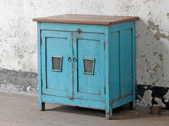 View our  Vintage Storage Cupboard from the  Sold collection