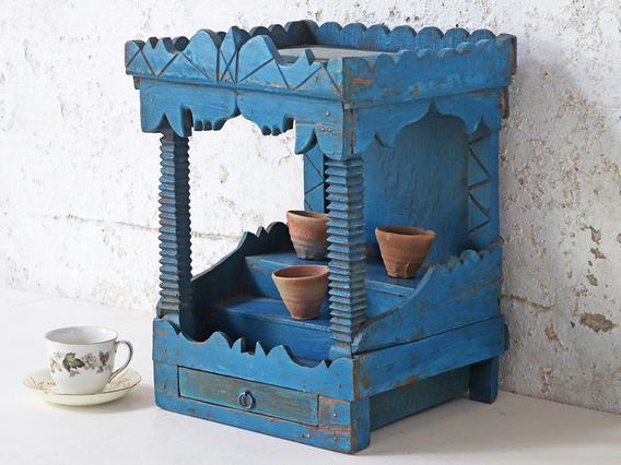 View our  Vintage Blue Temple from the  Sold collection