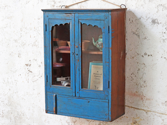Vintage Display Cabinets Storage Cupboards Scaramanga