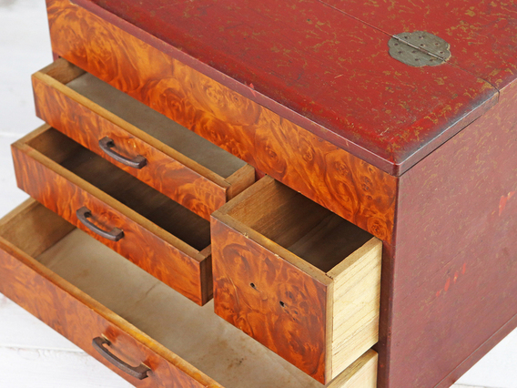 View our  Vintage Japanese Jewellery Box from the  Hallway collection