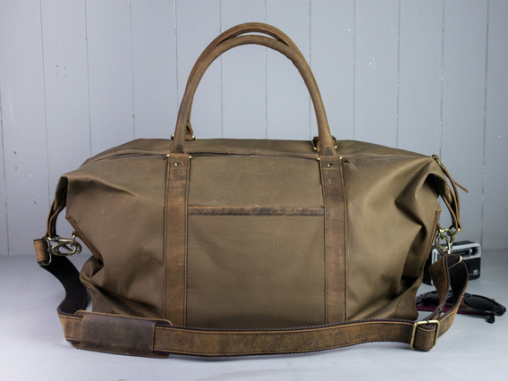 View our Women Canvas & Leather Holdall For Women from the Women Canvas Bags collection