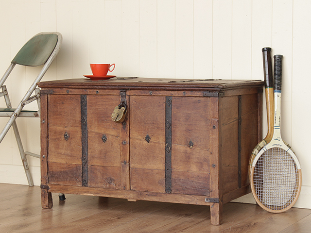 View our Women Reclaimed Chest With Padlock from the Women Sold collection