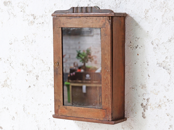 View our  Small Wall Display Cabinet from the   collection