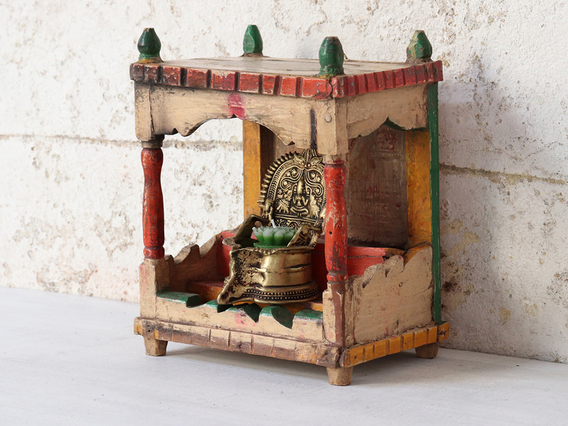 View our  Vintage Indian Temple from the  Sold collection