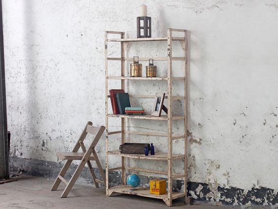 View our  Metal Shelving Unit from the   collection