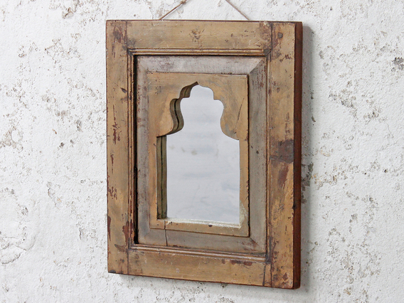 View our  Shabby Chic Wall Mirror from the  Bedroom Furniture collection
