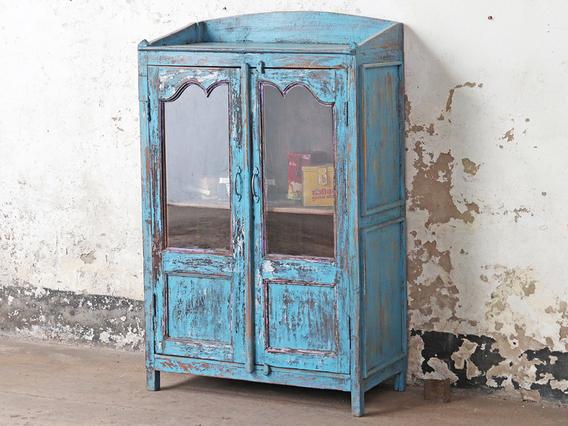 Decorative Blue Cabinet