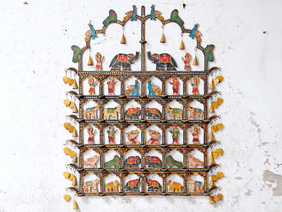 View our  Decorative Wall Candle Holder from the  Vintage Art  collection