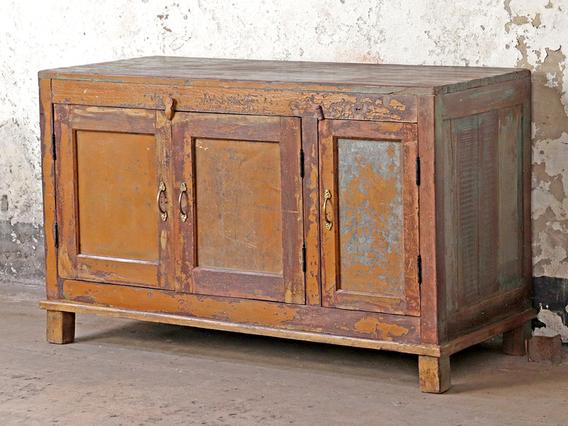 Distressed Vintage Sideboard