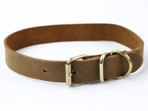 View our  Leather Dog Collar Large from the   collection