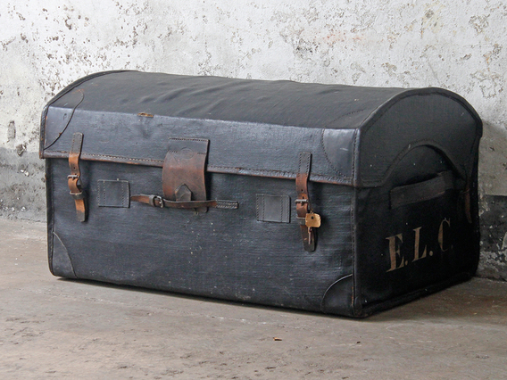 View our  Antique Travel Trunk from the  Old Travel Trunks collection