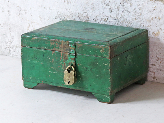 View our  Green Storage Box from the   collection