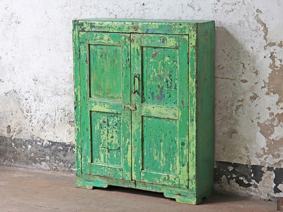 Old Green Cupboard