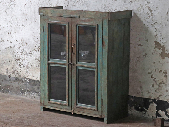 View our  Vintage Painted Cupboard from the  Furniture and Interiors collection