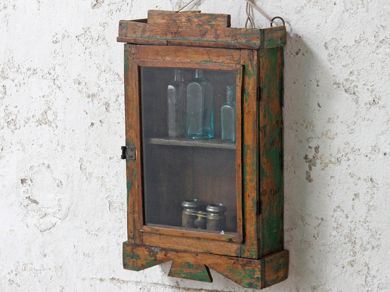 View our  Vintage Wall Cabinet from the   collection