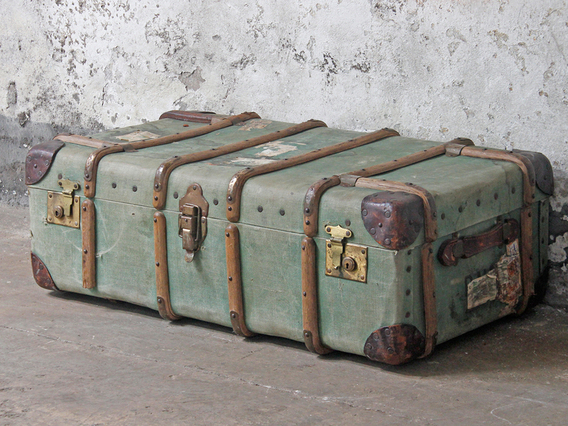 View our  Travel Trunk from the   collection