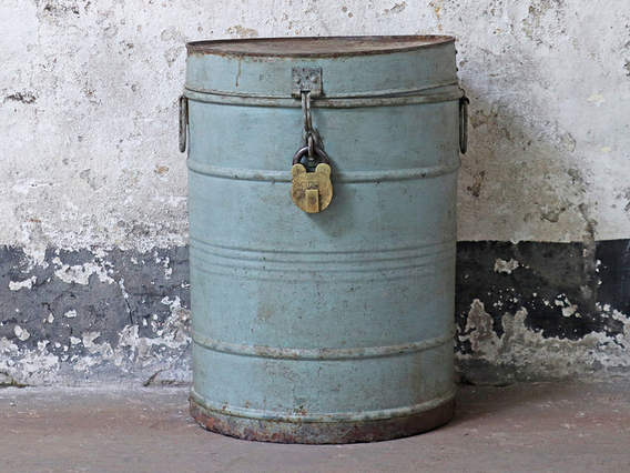 View our  Grey Vintage Drum from the  New In collection